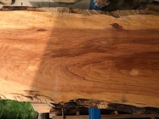 Spruce Slab 6058b