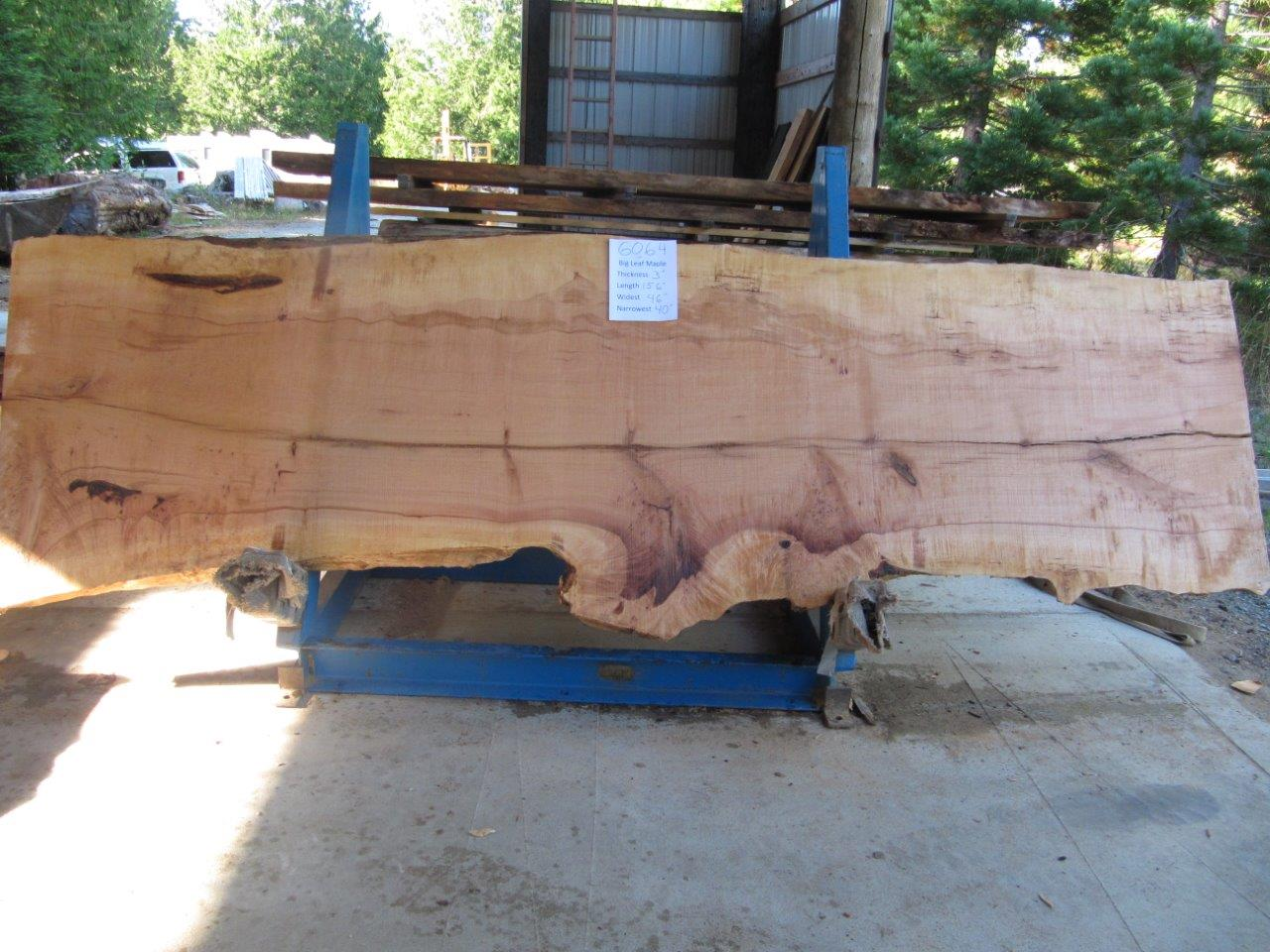 Maple Slab 6064