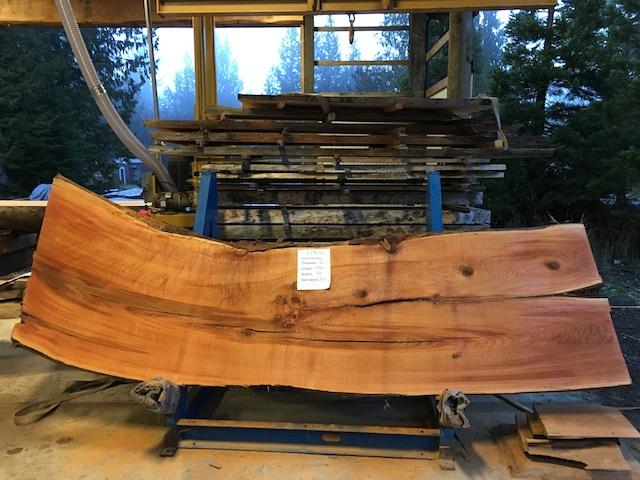 Cedar Slab 57312