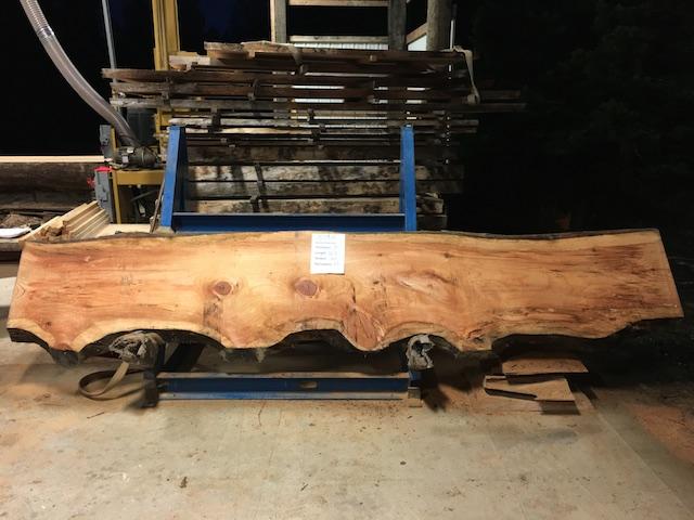 Cedar Slab 57315