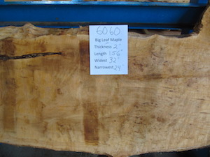 Maple Slab 6060