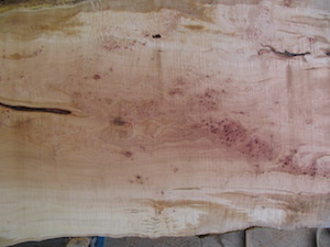 Maple Slab 6072b