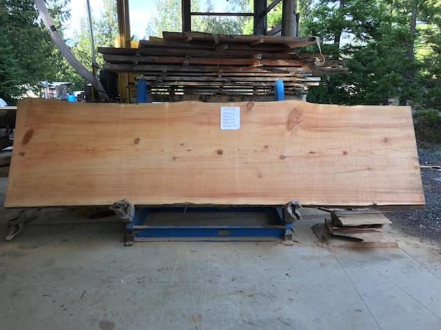 Spruce Slab 57288